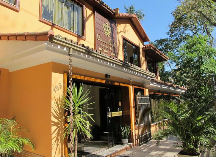 Pousada em Petrópolis Princesa Isabel, Dom Pedro